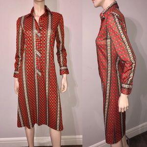 Vintage Bleeker Street Long sleeve Dress